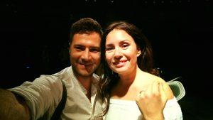 Соня Йончева и Костадин Филипов