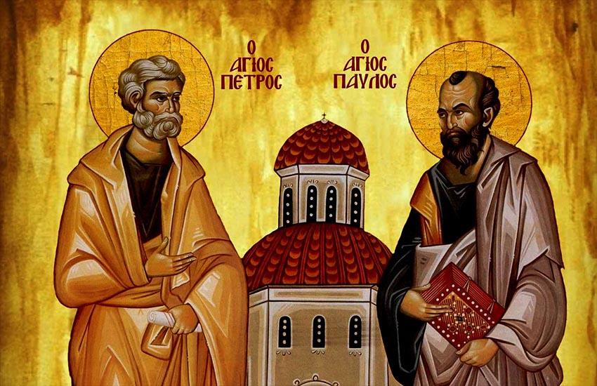 Петър и Павел, Петровден