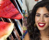 Диня на скара от Бела Жил – гуруто на бразилското здравословно хранене