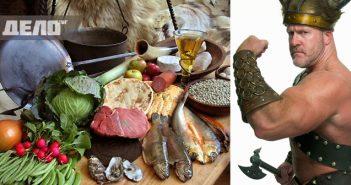 Диетата на викингите – най-полезна за мозъка