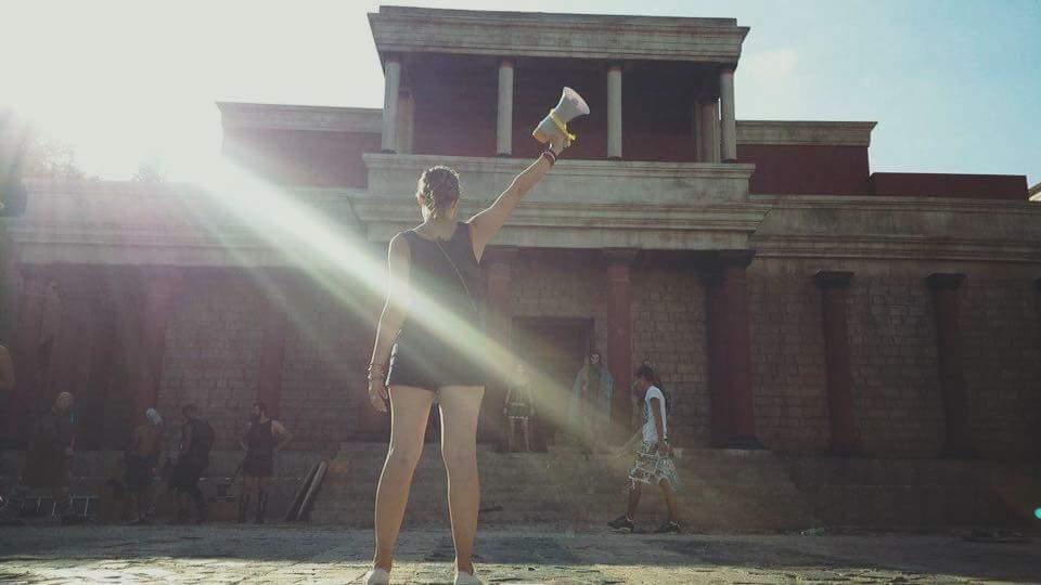 Евгения Косева с първи видеоклип
