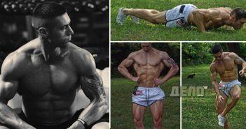 Станимир Михов - упражнения и тренировки