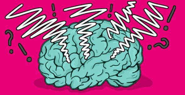 стресът причинява вреди на нашия мозък