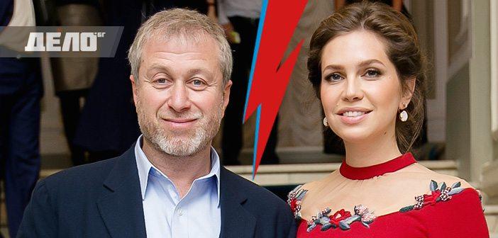 Абрамович се разведе с Дария Жукова