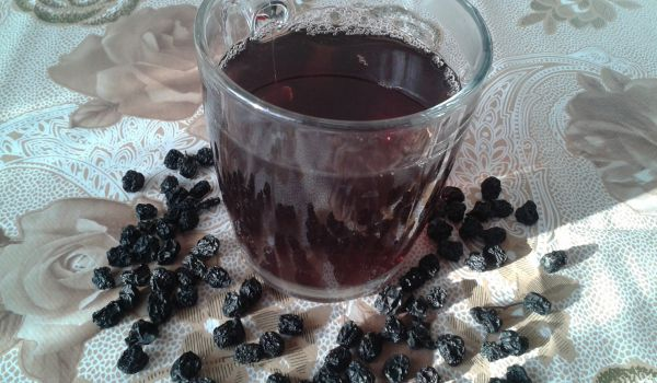арония - сок, сладко и компот