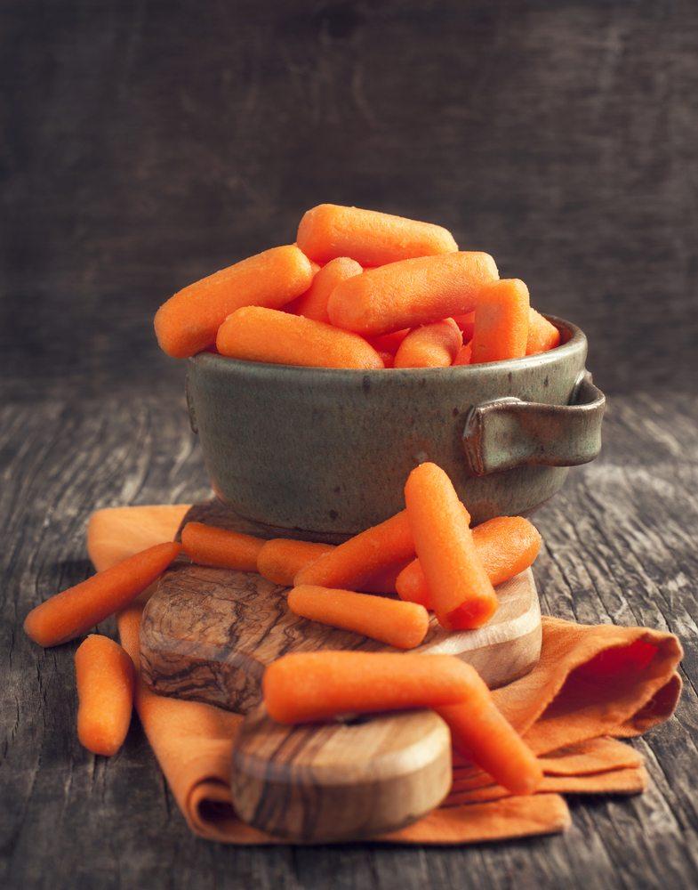 опасните бейби моркови