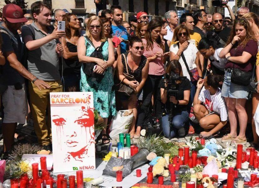 атентат в Барселона