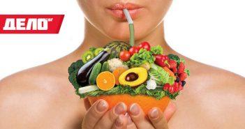 полезни за кожата храни