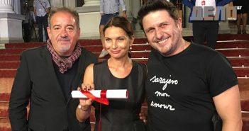 Филмът Посоки с награда от Сараево
