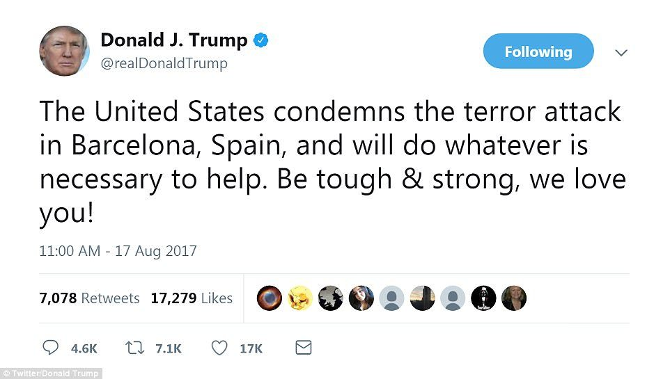 Терор в Барселона