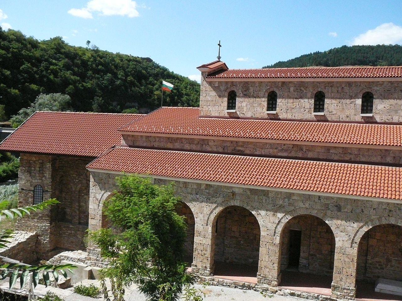 """Църквата """"Св. 40 мъченици"""" в Търново, където е обявена Независимостта на България"""
