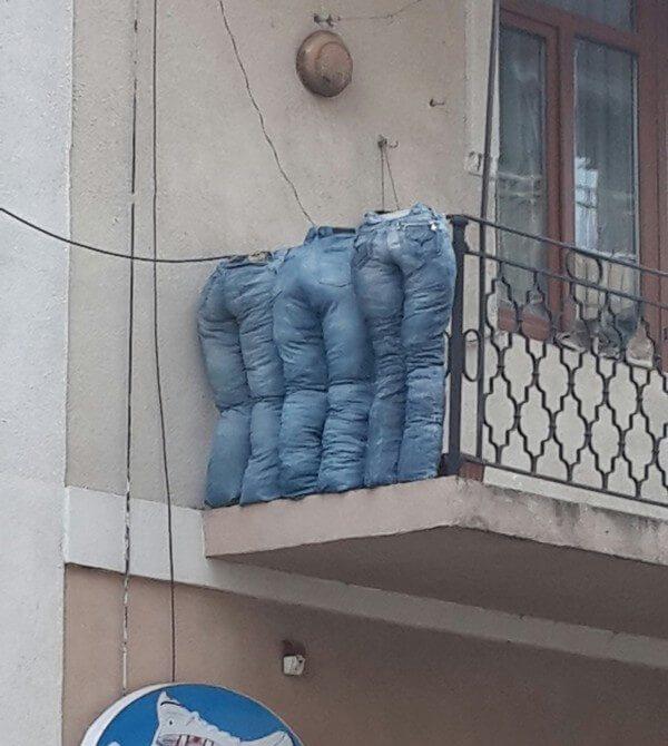 30 странни балкона