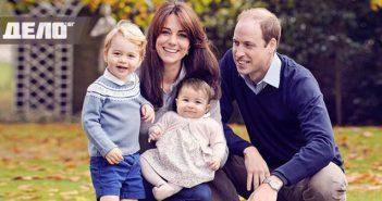 Уилям и Кейт чакат трето дете