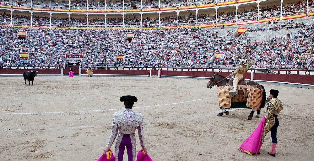 Мадрид, Лас Вентас