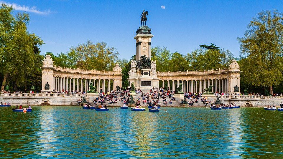 Мадрид, Ретиро