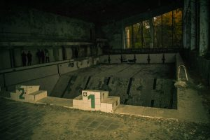 Вилиан Стефанов в Чернобил