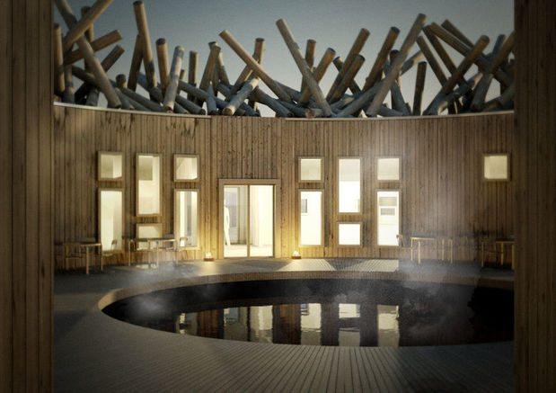 хотел Аrctic Bath Hotel