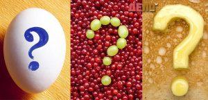 митове за храненето