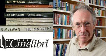 Култовият британски писател Иън Макюън открива Cinelibri 2018