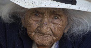 най-възрастната жена в света