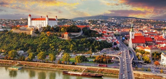 """Братислава – """"красавицата на Дунав"""" крие тайни, които малцина знаят"""