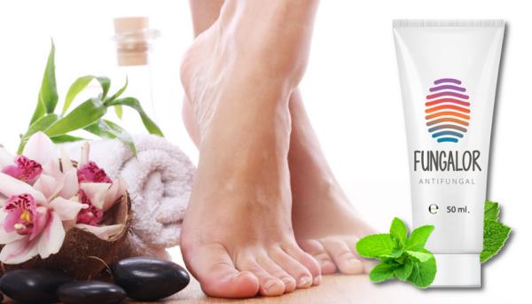 въздействие върху кожата, fungalor