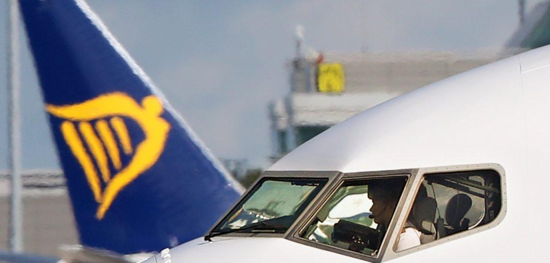 Ryanair, pilot