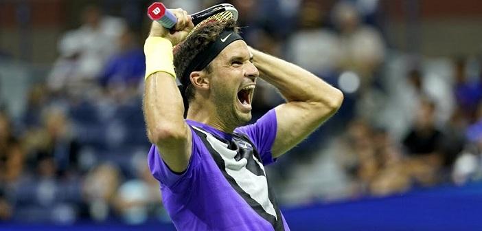 Триумф за Григор! Отстрани Федерер и е на полуфинал на US Open