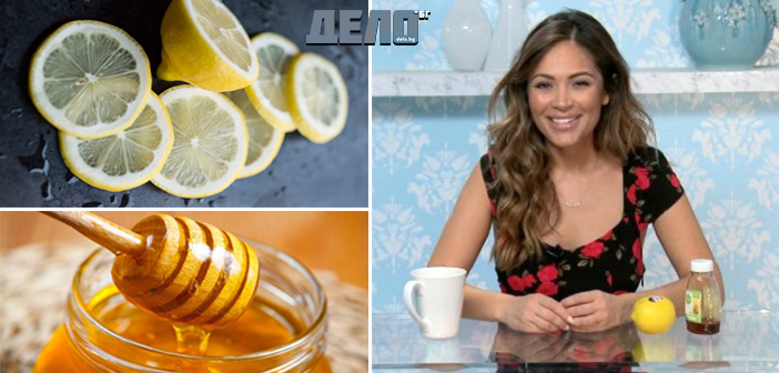 Медена вода – без настинки, грип и скъпи лекарства. Пийте я с лимон (рецепта)