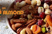 Ядки, сушени плодове, тахани - Mr. Almond
