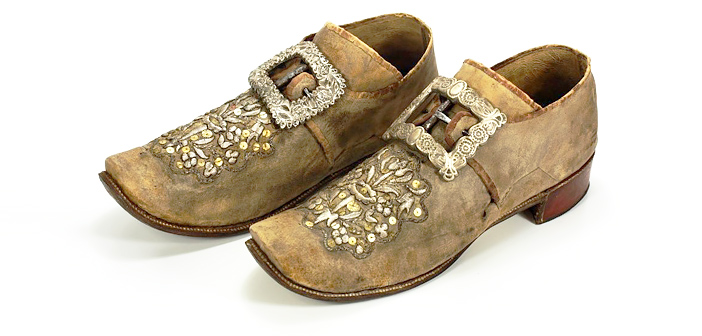 Тенденции при обувките
