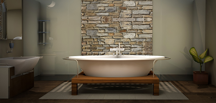 Тенденции в дизайна на банята