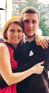 Кристиан Николов и майка му