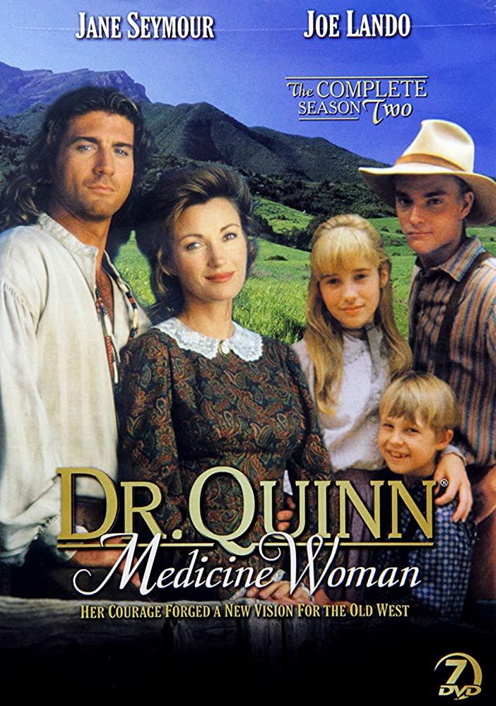 Д-р Куин лечителката