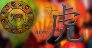 Годината на тигъра